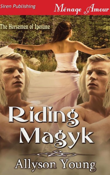 Riding Magyk