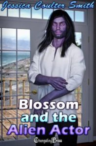 Blossom and the Alien Actor